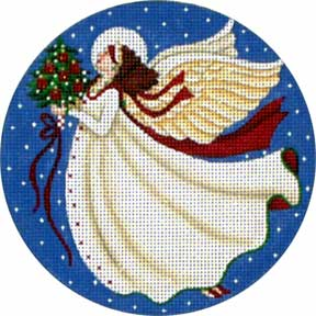 White-Angel-Ornament-MS933A